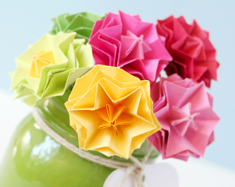 How to make 3d flowers using patterned paper any how to make 3d flowers using patterned paper mightylinksfo