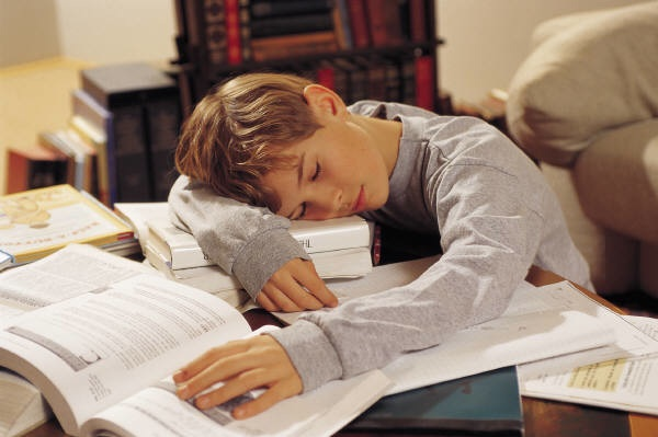 How involved should parents be in kids homework?