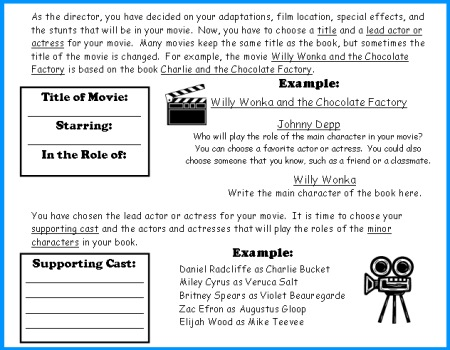 film review examples for students