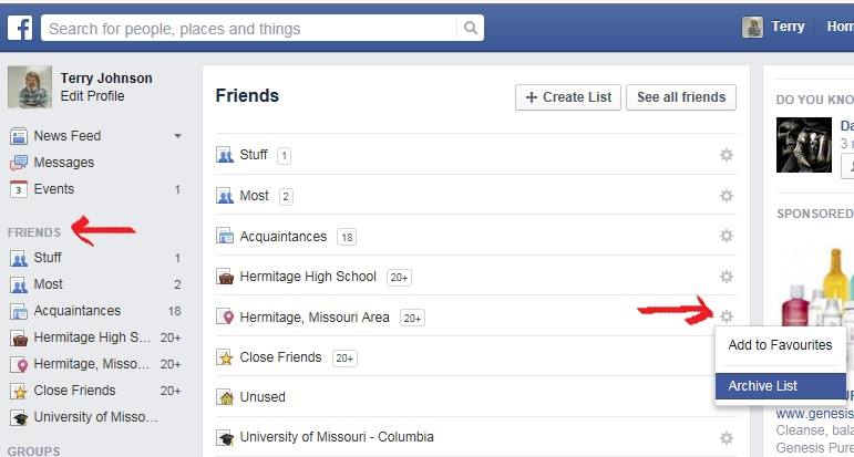 How to remove a friend on facebook internet how to remove a friend on facebook ccuart Image collections